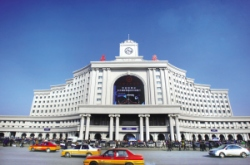 Changchun train station
