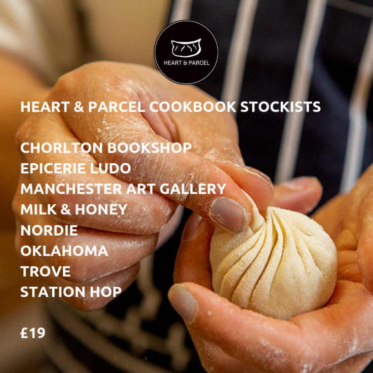 Heart & Parcel Cookbook stockists